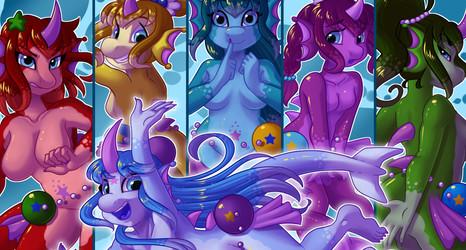 Magical Sea Creatures