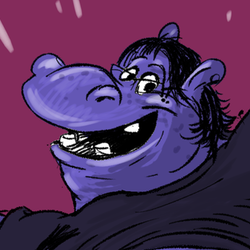 Hippo shake!