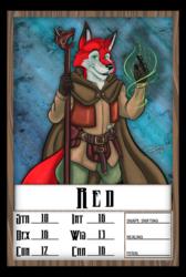 TFF - Red Fox D&D Badge