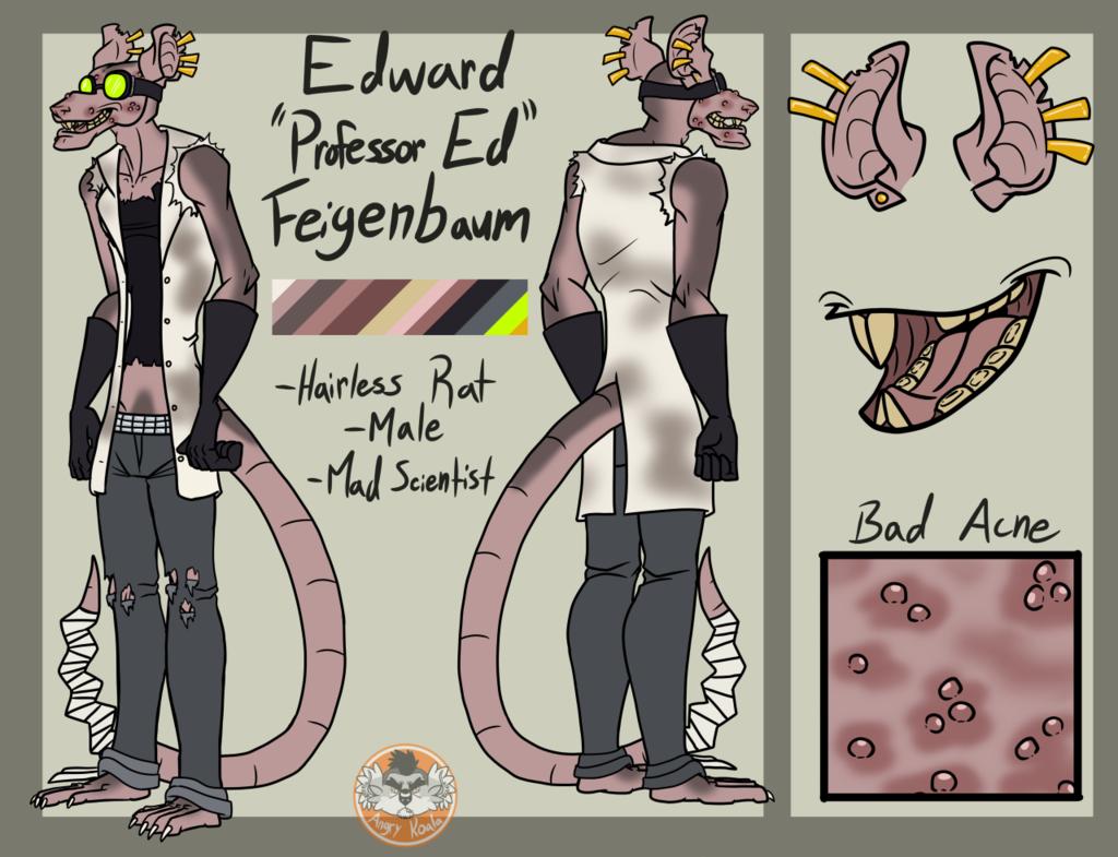 Professor Ed -SFW ref-