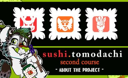 Sushi Tomodachi: Second Course - Video!