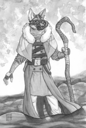 Shepherd of the Waste