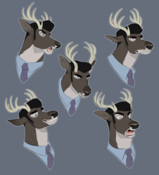 Expression Sheet - Lawrence