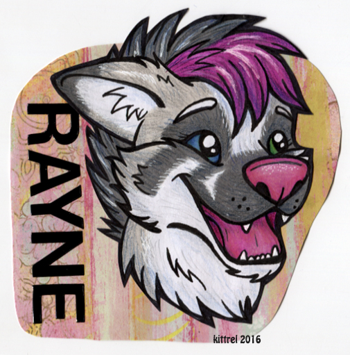 Rayne Badge