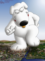 [2012] Brian Griffin - The Beast Of Rhode Island