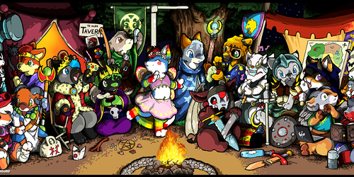 YCH Live Action Role Play Gathering