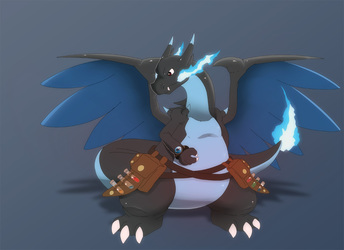 Vulcan - The Power Obsessed Charizard