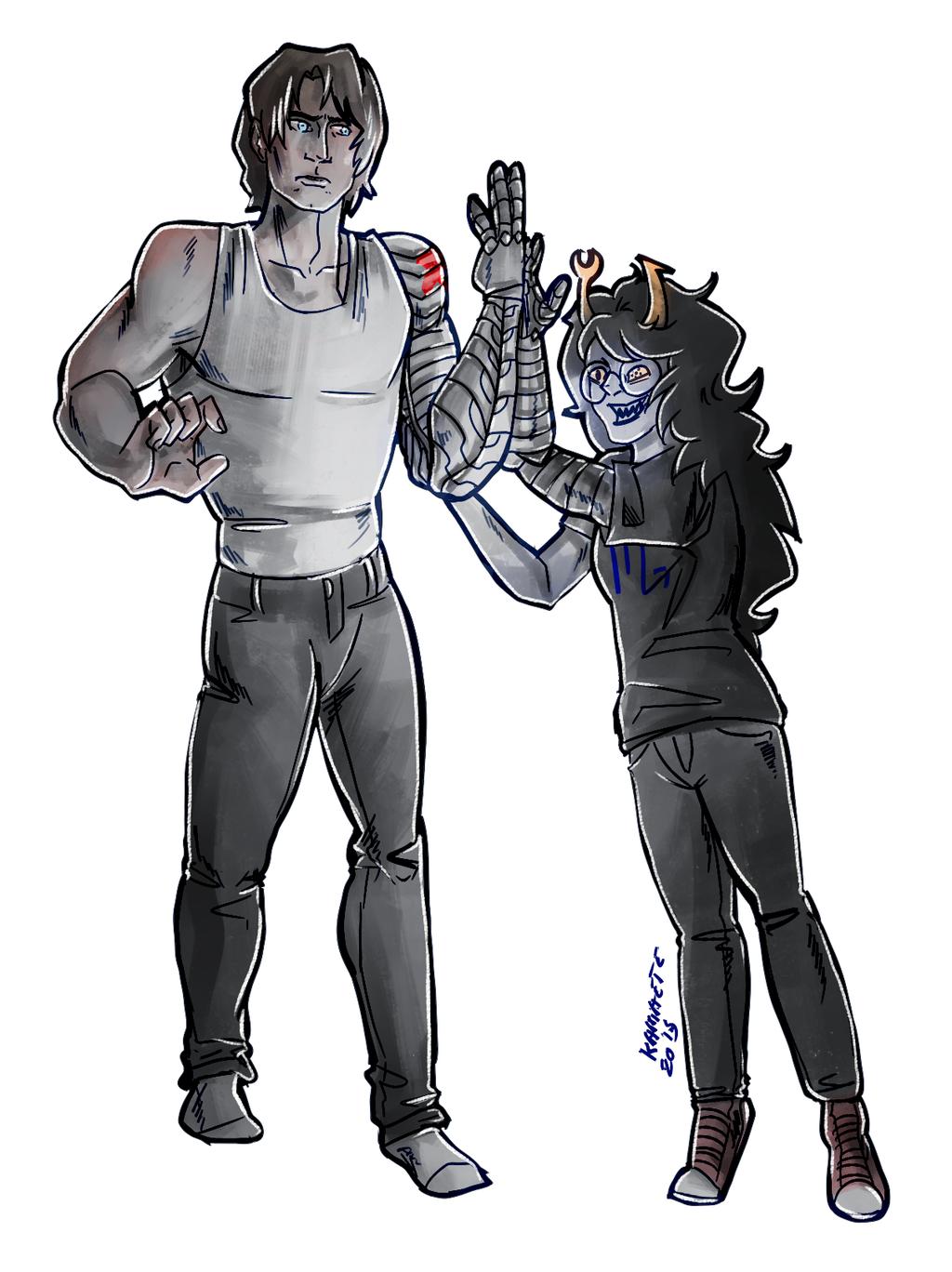 Metal Arms