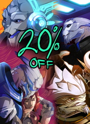 20% off Mass Effect Sale is HERE!!