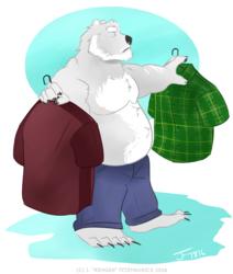 COMMISSION: Shirt Options