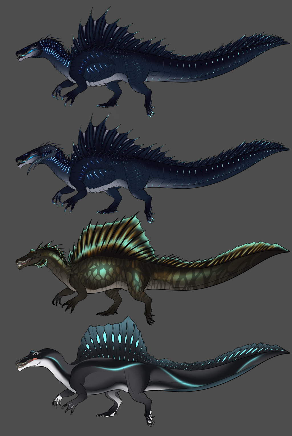 New Spino V2 - Batch 1
