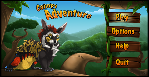 App Game- Canopy Adventure