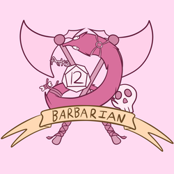 Worm on a String Classes - Barbarian