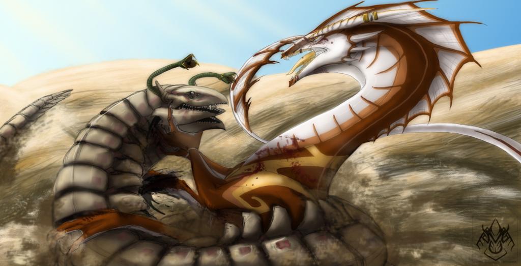 Hydra vs Worm