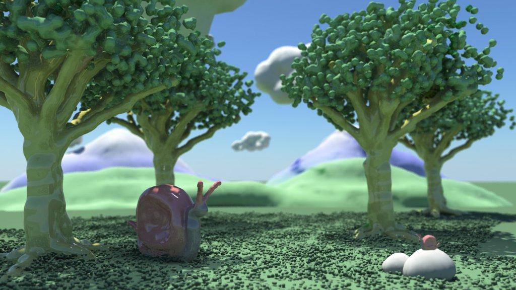 Most recent image: snails