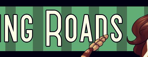 Wandering Roads Banner