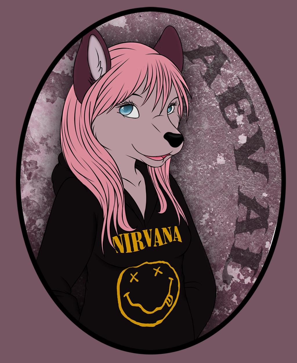 Nirvana badge