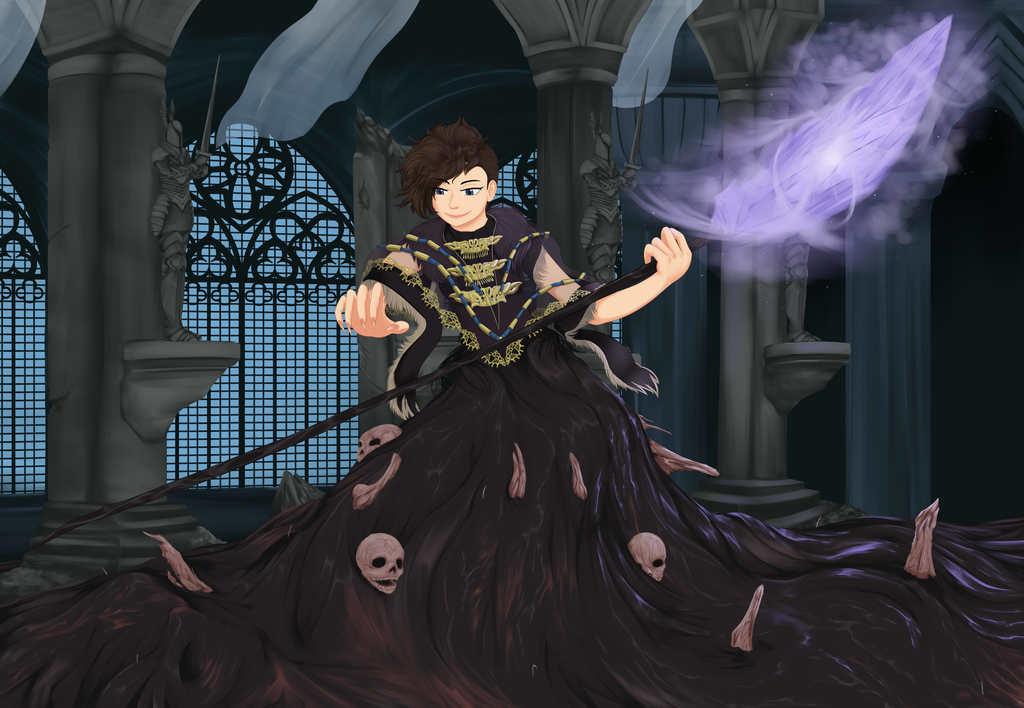 Helen, Devourer of Gods