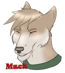 Mack Badge
