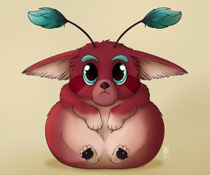 A Wild Cuddlesworth Appears! by PalehornTea