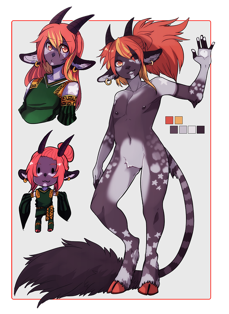 Character Auction - OPEN