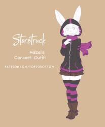 Starstruck - Hazel Outfit Concept