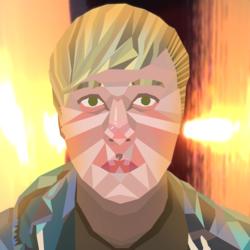 Final [?] Self Portrait