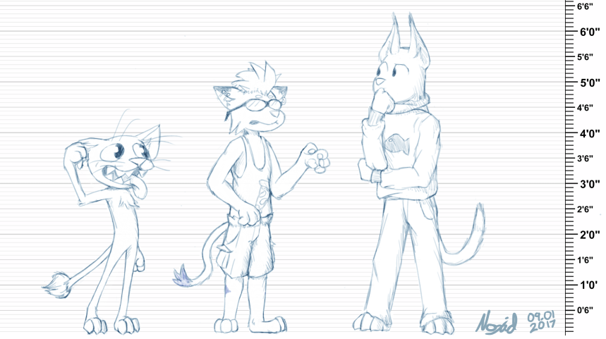 official unofficial height chart