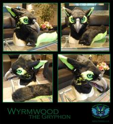 Wyrmwood the Gryphon