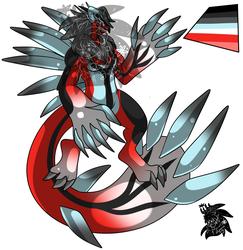 Male Shadow Lugeltal +Design+ (SOLD)