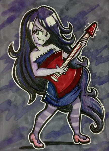 Most recent image: Marceline