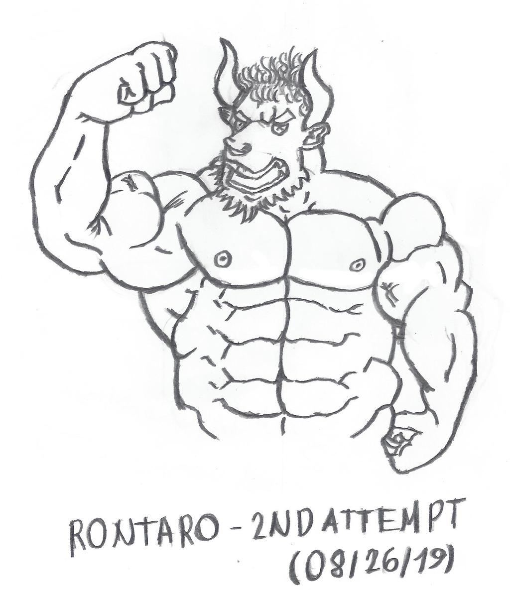 Rontaro Bultor Magno - 2ND Attempt