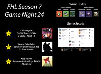 FHL Season 7 Game Night 24