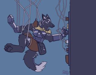 Wirey Fox