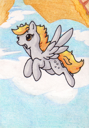 Derpy ACEO