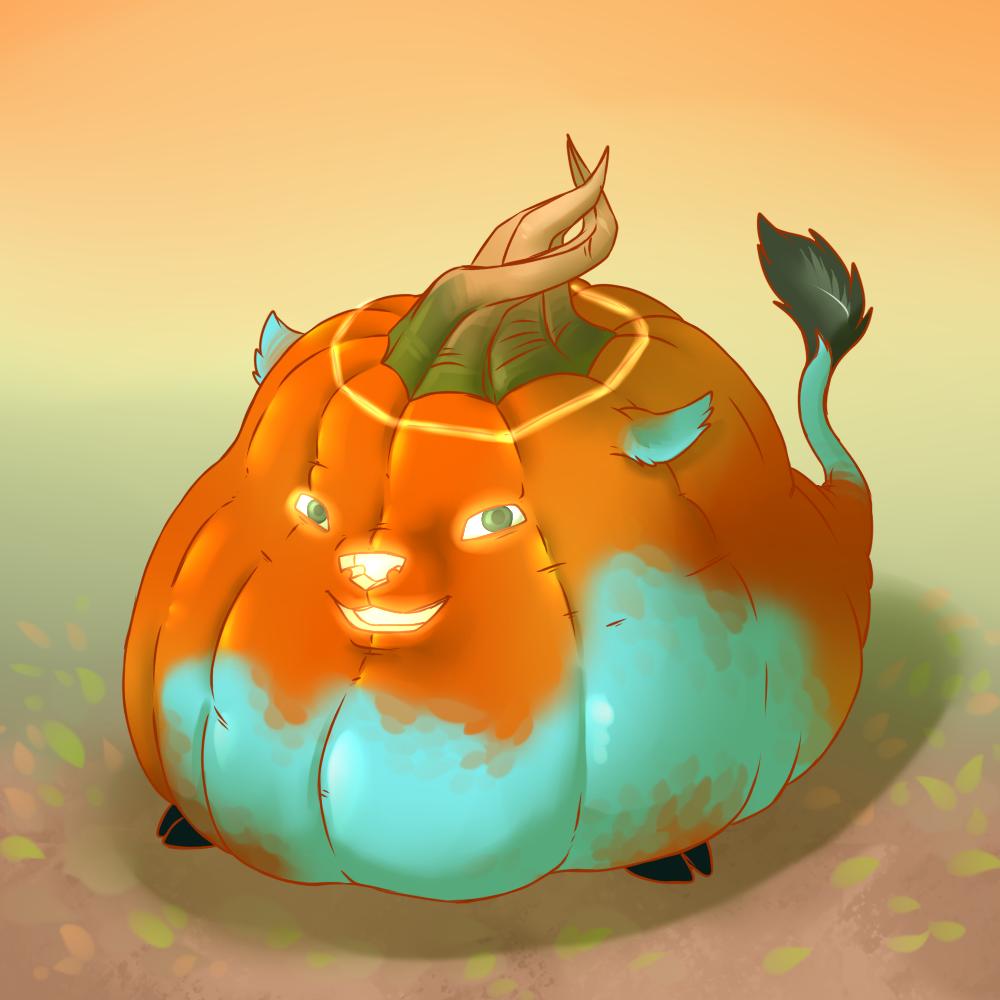 Pumpkinmoo [Halloween 2015]