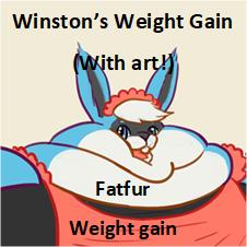 Winston's Weight Gain