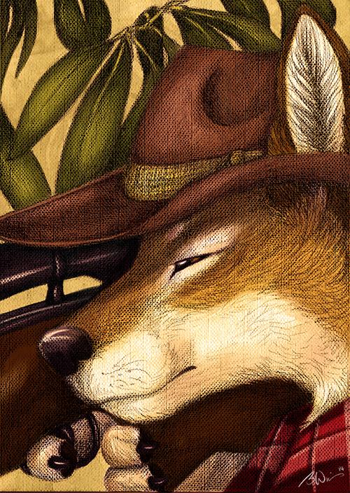 Bush Hunter