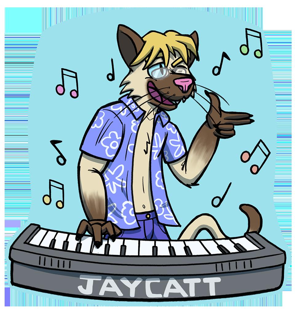 BLFC Badge commission for Jaycatt