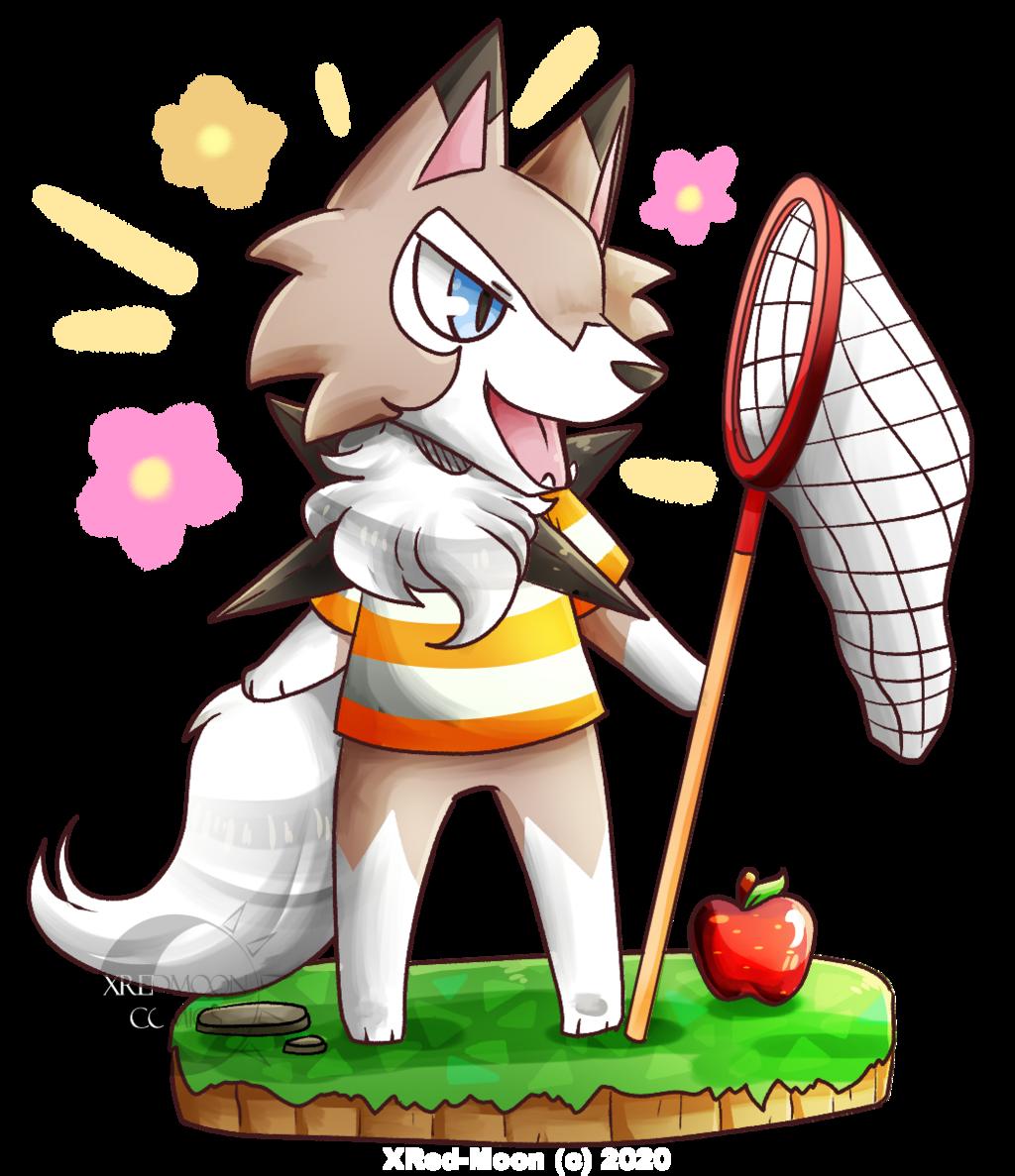 Animal Crossing Pokemon Collab (2020)