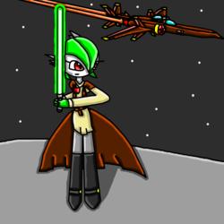 Gardevoir Jedi