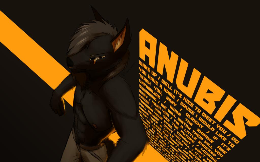 Anubis Modelling V