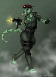 Tactical Dragon