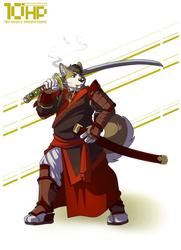 Final Fantasy Jobs- The Samurai