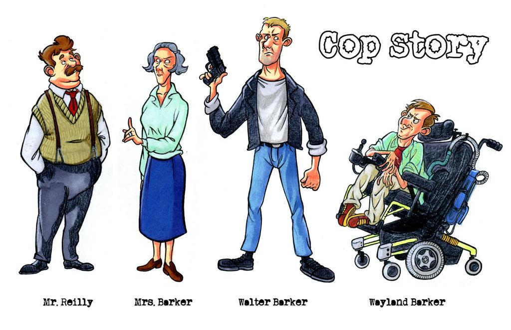 Some Criminals