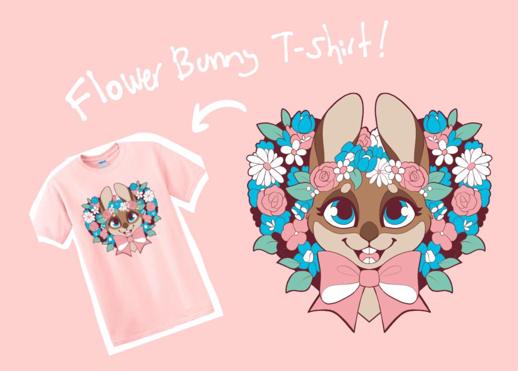 Bunny T-shirt! Order Form