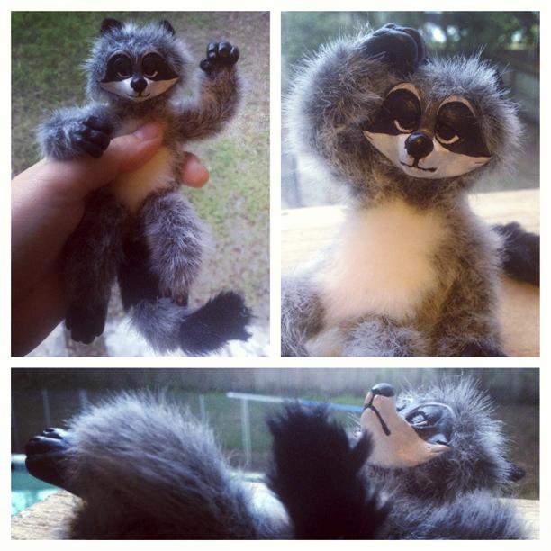 Raccoon Doll