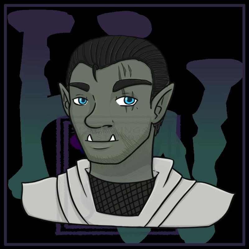Character Token: Vidar Shatterback