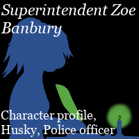 Superintendent Zoe Banbury