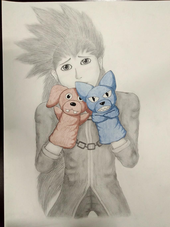 Ken Midori Realistic Portrait